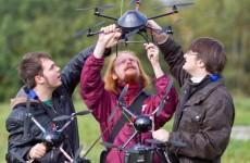 Flugroboter Quadrocopter II im Test