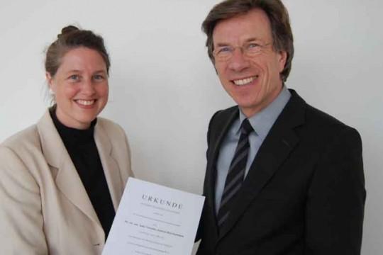 Anke Jentsch übernimmt Professur für Störungsökologie