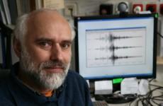 Geophysiker Dr. Thomas Jahr