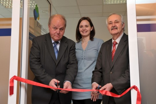 Eröffnung des Jenaer Hochschulfamilienbüros JUniFamilie