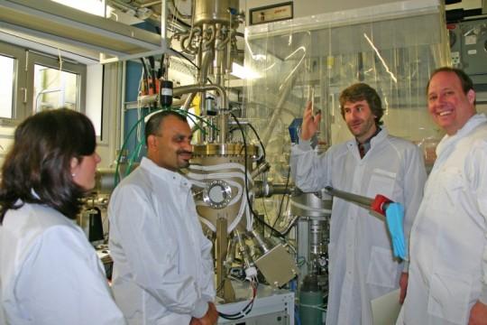 Herstellung von Halbleiter-Nanostrukturen