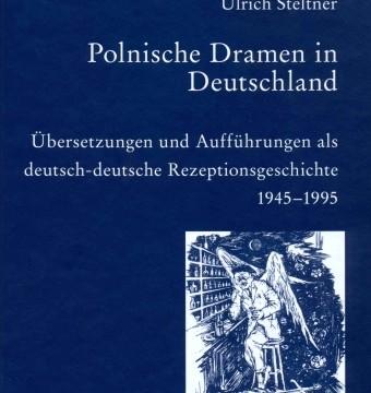 Buch Polnische Dramen in Deutschland
