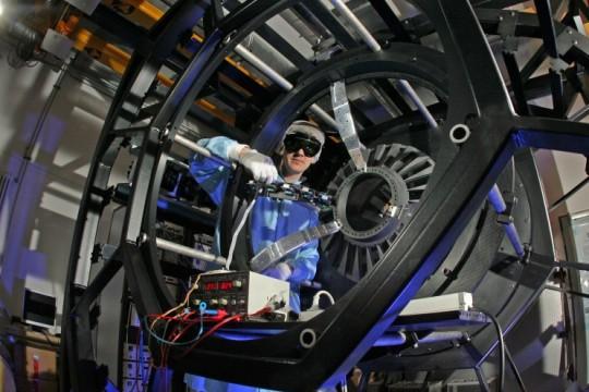 Laser-System POLARIS
