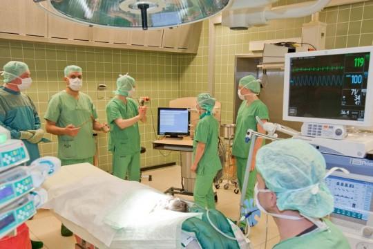 OP-Checkliste im Krankenhaus erhöhen Patientensicherheit
