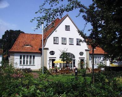 Altes Kesselhaus auf dem Unigelände Lübeck